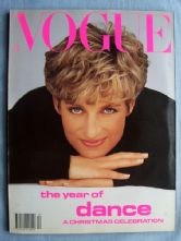 Vogue Magazine - 1991 - December